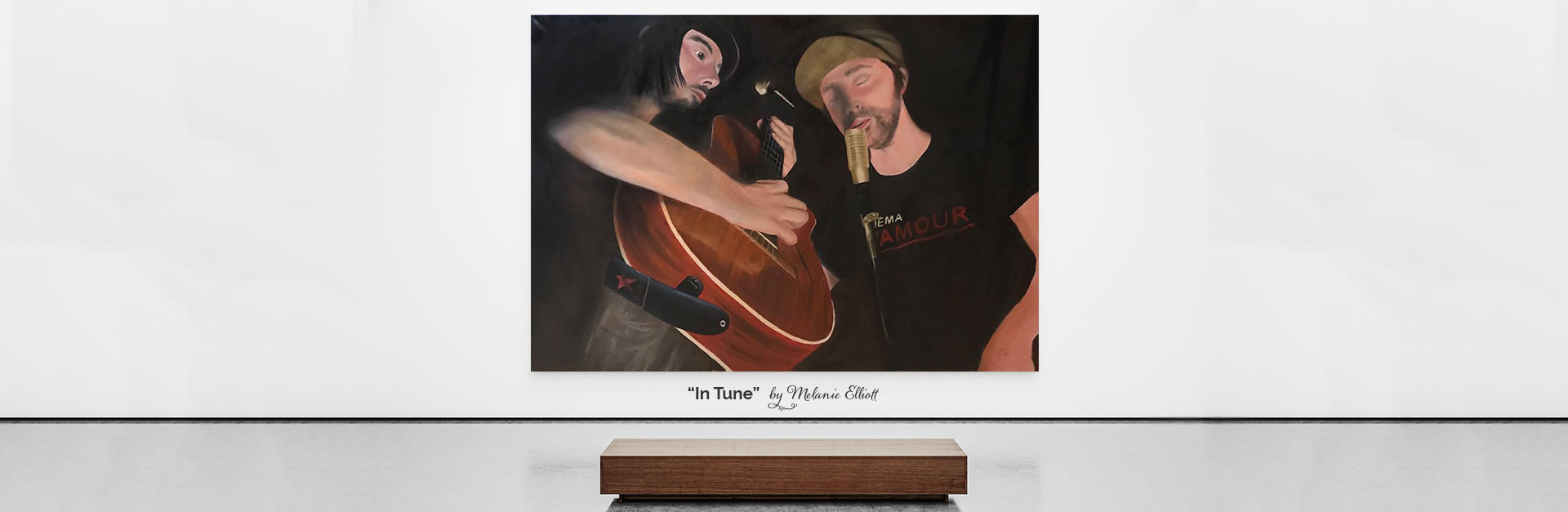 In Tune by Melanie Elliott